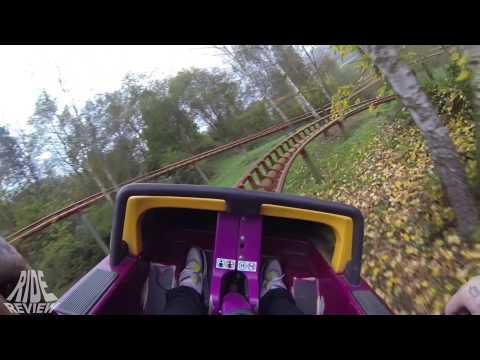 Halvar The Ride - Onride POV - Plopsa Coo