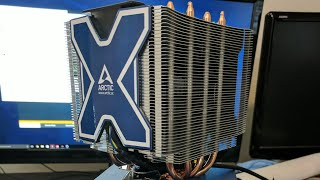 unboxing & Overview of the Arctic Freezer i32 Semi Passive CPU Heatsink
