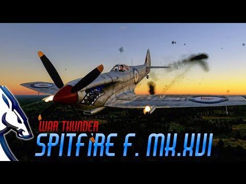 War Thunder: Spitfire F. Mk.XVI