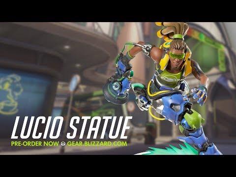 [NEW STATUE] Lúcio   Pre-Order Now!   Overwatch thumbnail