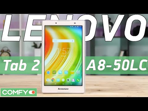 Lenovo Tab 2 A8-50LC 8'' 16Gb 3G - мультимедийный планшет на 2 симки...