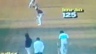 Imran Khan +1987 Silk Cut allrounder