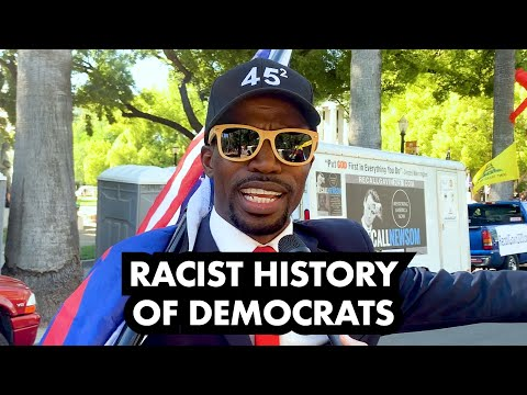 The Racist History Of Joe Biden and The Democratic Party & Why I Support Donald Trump!