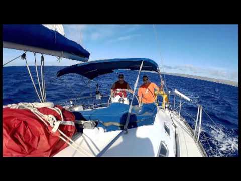 Bareboat Sailing Hawaii 2014