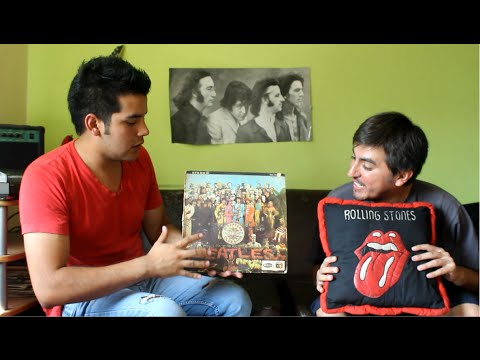 Los Rokers - Ep.2 - The Beatles & The Rolling Stones.
