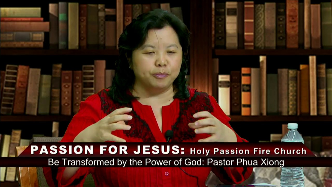 HOLY PASSION FIRE: Be transformed by the power of God with Pastor Phua Xiong.