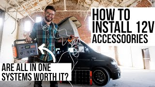 Beginners Guide to Caṁper Van Electrical Install | Absolute Basics
