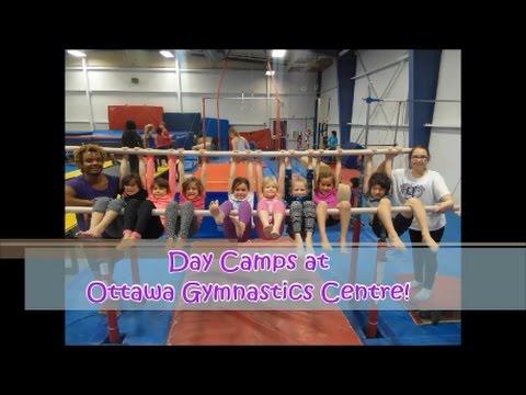 Day Camps at Ottawa Gymnastics Centre