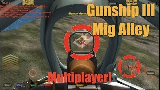 Gunship III Mig Alley EPIC MULTIPLAYER BATTLE | Mig-15bis V.S. F-86 Sabre