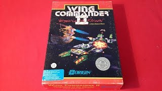 Nr Juego Pc Wing Commander II 2 Vengeance of the Kilrathi  game