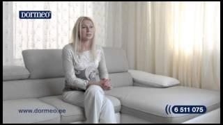 Dormeo Memory Fresh madrats Kristina šmigun-Vähi