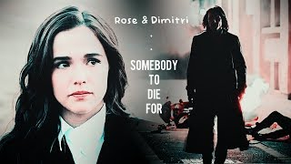 Скачать Rose Dimitri Vampire Academy Somebody To Die For