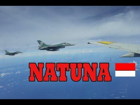 DIKELILINGI F16 Panglima Hadi Awasi China Di Pangkalan Militer Di Natuna
