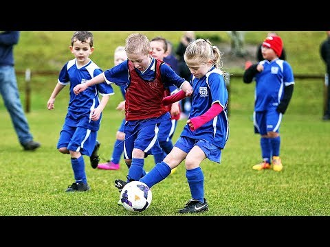 KIDS IN FOOTBALL 2019 #2 ● FUNNY FAILS, SKILLS, GOALS
