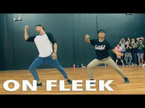 """ON FLEEK"" - Cardi B Dance (Part 2)   @MattSteffanina Choreography #DanceOnFleek"