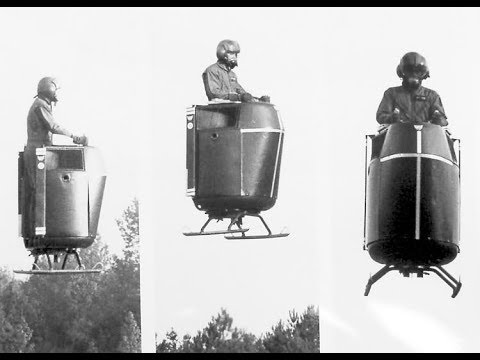 ✓Your Personal Flying Machine, The William's X Jet - [WASP] Platform!!!