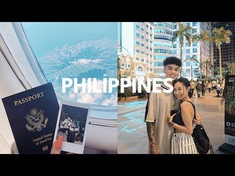 PHILIPPINES TRAVEL VLOG (part one)