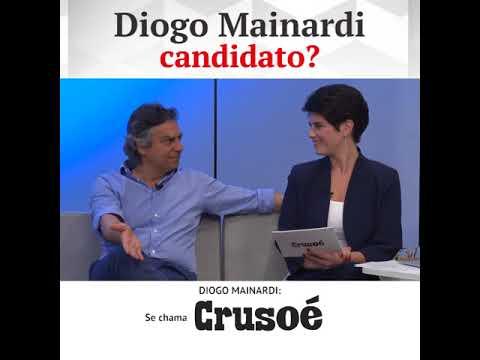 Diogo Mainardi CANDIDATO?