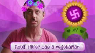Гитлер в подростковом возрасте Ways Hitler Was Like a Teenage Girl