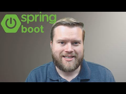 Learn Spring Boot -  Hello World in 2018 With Intelij