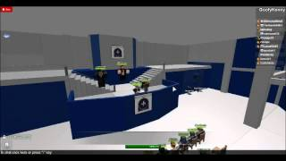 Meeting for the opening of FQ (Part 1) (9/03/2014) [ROBLOX]
