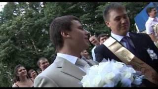 Фрагмент свадебного фильма - Выкуп Невесты