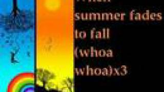 Faber Drive - Summer Fades To Fall