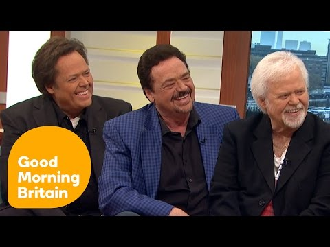 The Osmonds Talk About Crazy  and the Legends Tour  Good Morning Britain