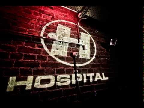 Decline - Hospital label mix D´n´B set