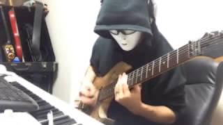 BABYMETAL Guitar Cover Headbanger ヘドバンギャー!!