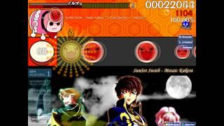 Voilà un ending de code geass en Taiko =D très bonne musique et exc...