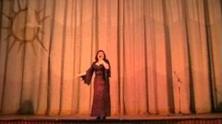 Наталья Крет - Попурри на тему Украинских песен