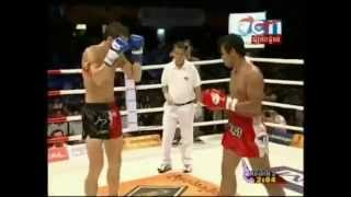 Bird Kham Vs. Simon Janjam (Swedish boxer)
