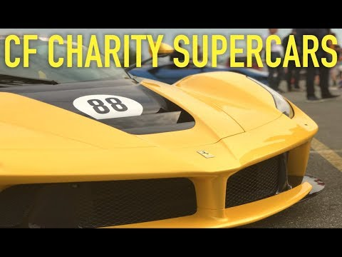 2018 CF CHARITY SUPERCARS PHILLY DRIVE FOR KIDS