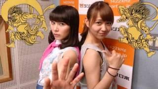 SUPER☆GiRLS (スーパーガールズ) 宮崎理奈 、 志村理佳 supergirls iD...