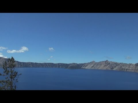 2K16 (EP 24) Driving Rim Drive around Crater Lake in Oregon
