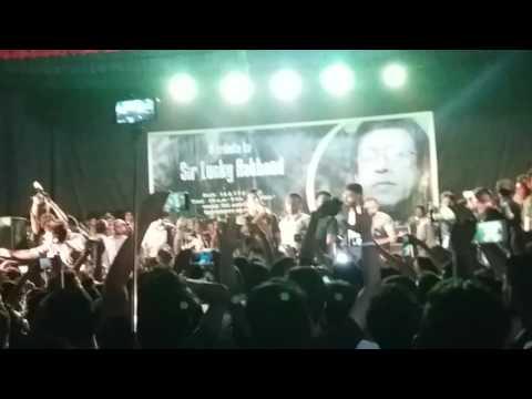 Tahsan concert at Tsc Dhaka University