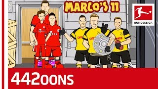Marco's Eleven - Bundesliga Title Heist - Powered by 442oons