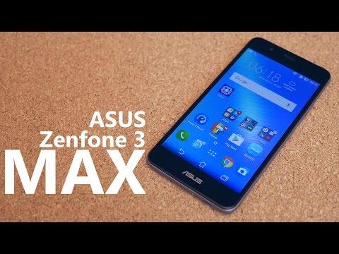 [Review] ASUS Zenfone 3 Max มือถือแบตอึดรุ่นล่าสุด