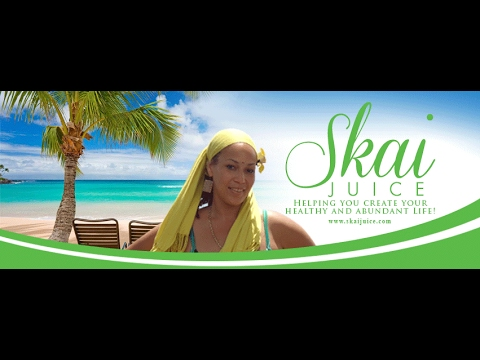 Skai Juice Vegan Raw Living Body & Soul Awareness Radio