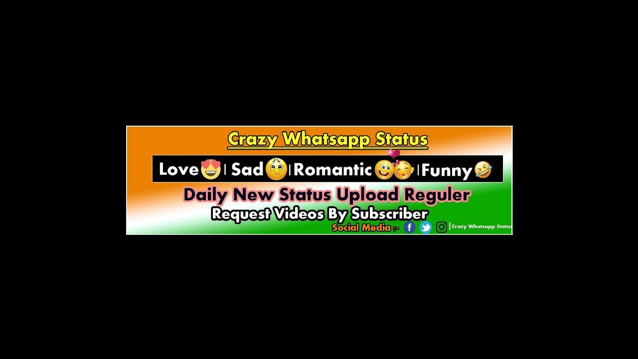 Crazy Whatsapp Status Live Stream Youtube