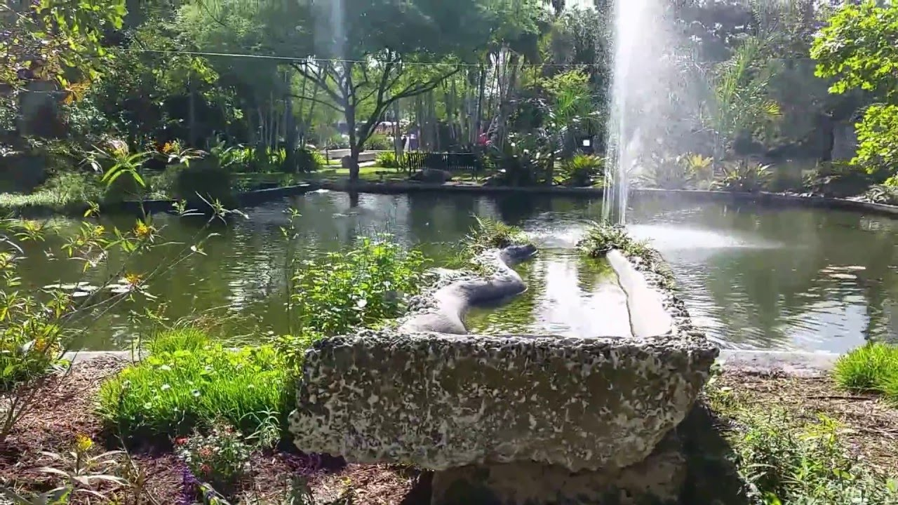 Miami Beach Botanical Gardens!