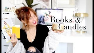 NEW IN! | BOOKS & CANDLES