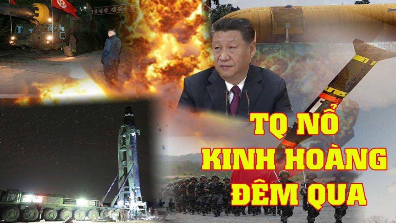🔴Tin Khủng Triều Tiên Bắn 500 Tên Lửa Thiêu Sống 100 Ngàn Lính TQ Dân Du Lầm Cầu Cứu Thế Giới