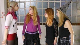 ESPECIAL DE HALLOWEEN ft. A Bailar con Maga, Lyna y Kamikaze Capilar - Frutilla Picante