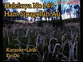 Haleluya No 149 - Ham Sipagoluh Au, Karaoke+Lirik Es=do #dodinghaleluyakaraoke #lagurohanisimalungun