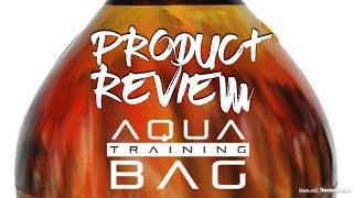 """Aqua Training Bag Fireball Orange Aqua Head Hunter 12"""" - Install and Review"""