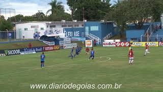 Goianão 2018: Empate no jogo de ida das semifinais entre Aparecidense e Vila Nova