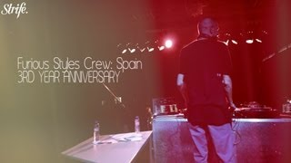Furious Styles Crew: Spain 3rd Year Anniversary | STRIFE.