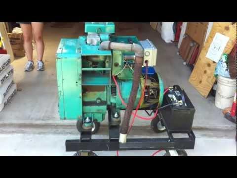 Onan Diesel Generator | Doovi